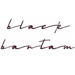 Sponsor - Black Bantam