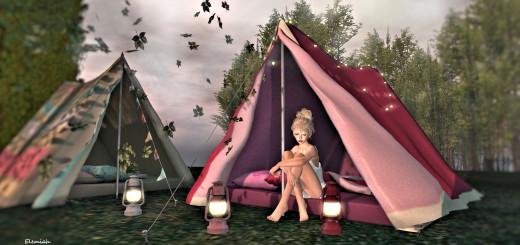 Elemiah - Camping