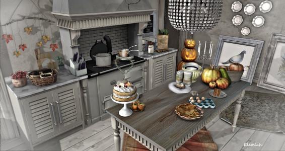 Elemiah - My super kitchen