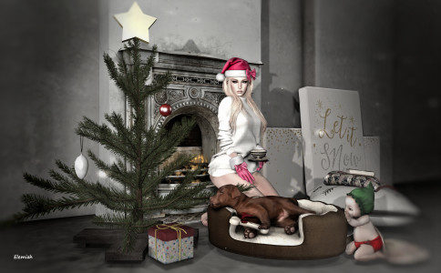 Elemiah - Little Christmas tree