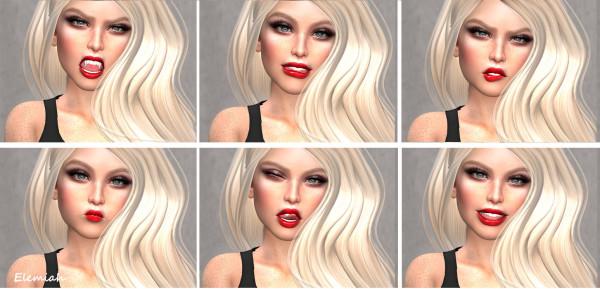 Catwa Gwen Upgrade Mix of Animations