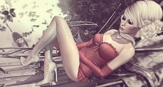Mademoiselle(blog)
