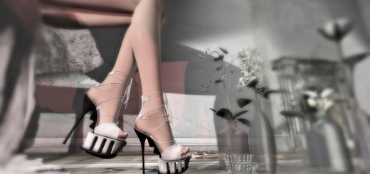 Power of heels (blog)