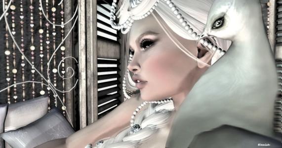 No prince but pearls (blog)