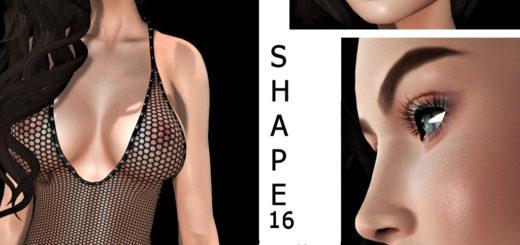 Elemiah - shape 16
