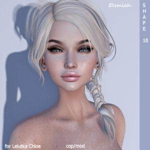 Elemiah - shape 18