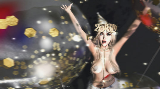 Happy New Year 2018 (blog)