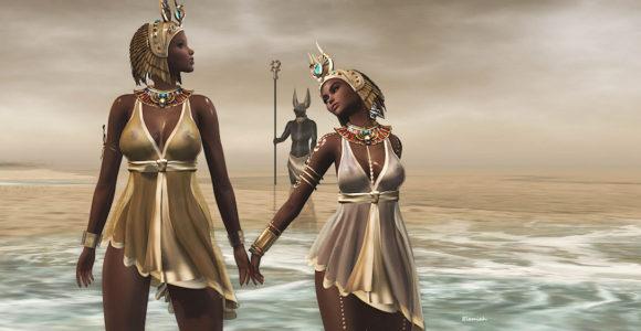 The day we met Anubis (blog)