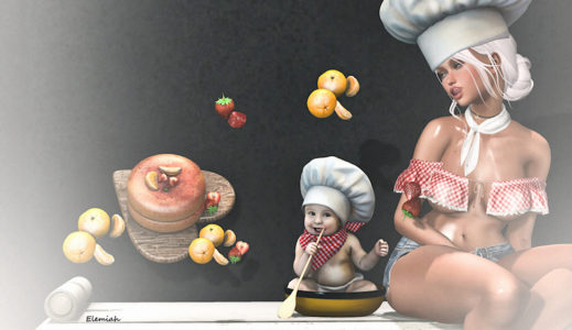Let's make a cake Baby (blog)