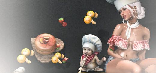 Let's make a cake Baby (blog)