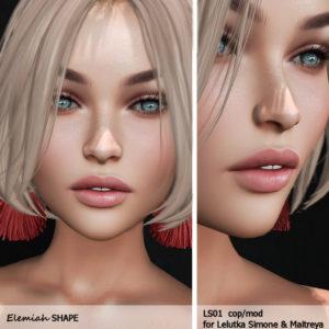 Elemiah SHAPE LS01