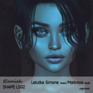 Elemiah Shape LS02