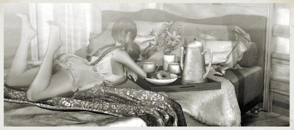 Breakfast in bed or nothing (blog)