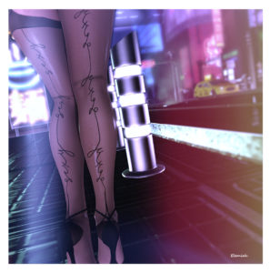 Legs in the city (blog)