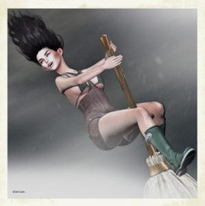 My broom (blog)