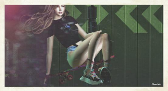 Kissy sneakers blog
