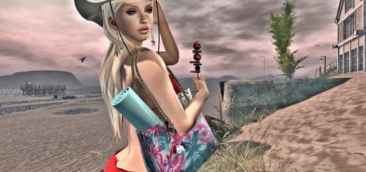 Elemiah - The beach girl