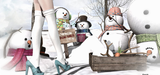 Elemiah - Snowmen for sale - 2
