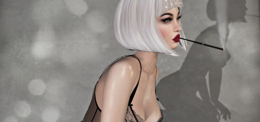 Cleo and the cigarette (blog)