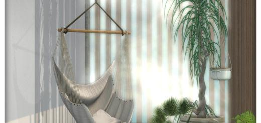 The hammock. (blog)