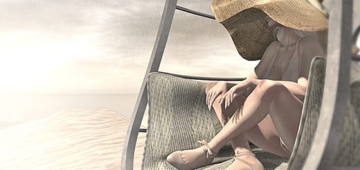 She waited for the sun (blog)