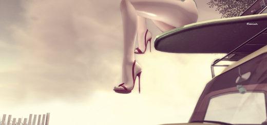Summer heels (blog)