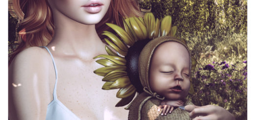 Sunflower baby (blog)