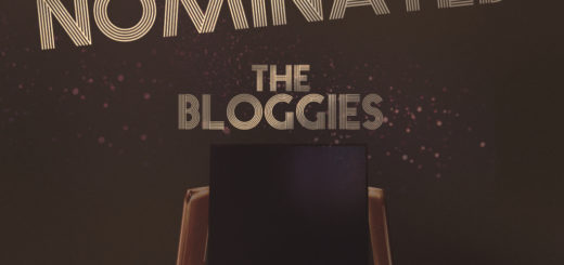 The Bloggies - I've been nominated! 2019
