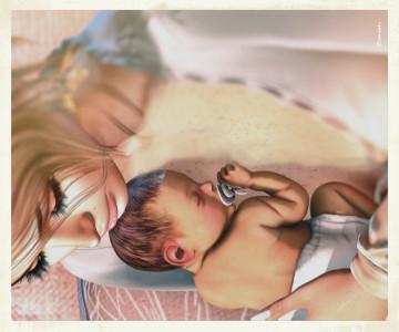 Sleep now baby boy blog