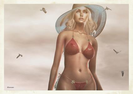 Lexy bikini blog
