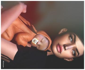 Sleeping pumpkin blog