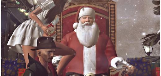 Thank you Santa blog