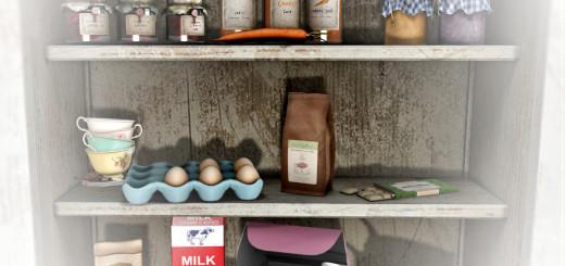 Elemiah - The cupboard
