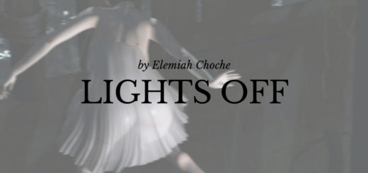Lights off by Elemiah Choche